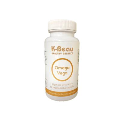 k-beau omega vega omega 3 capsules DHA EPA